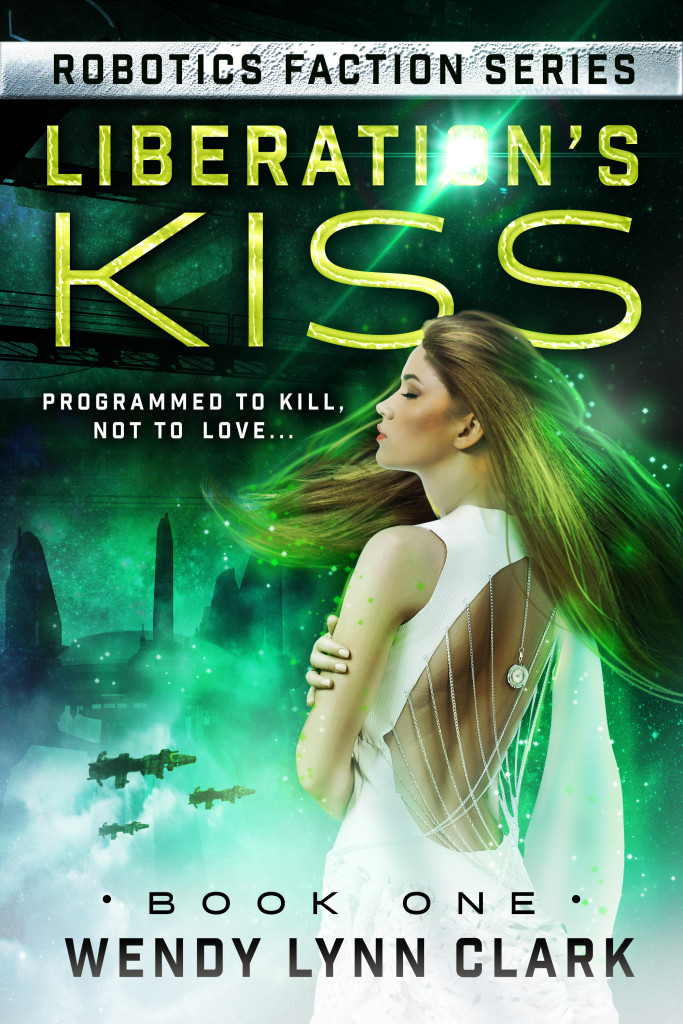 Liberations Kiss cover